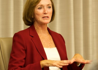 Former CMS Administrator and Current AHIP CEO Marilyn Tavenner