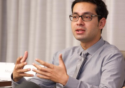 Board Member and Former Fellows Jay Khosla