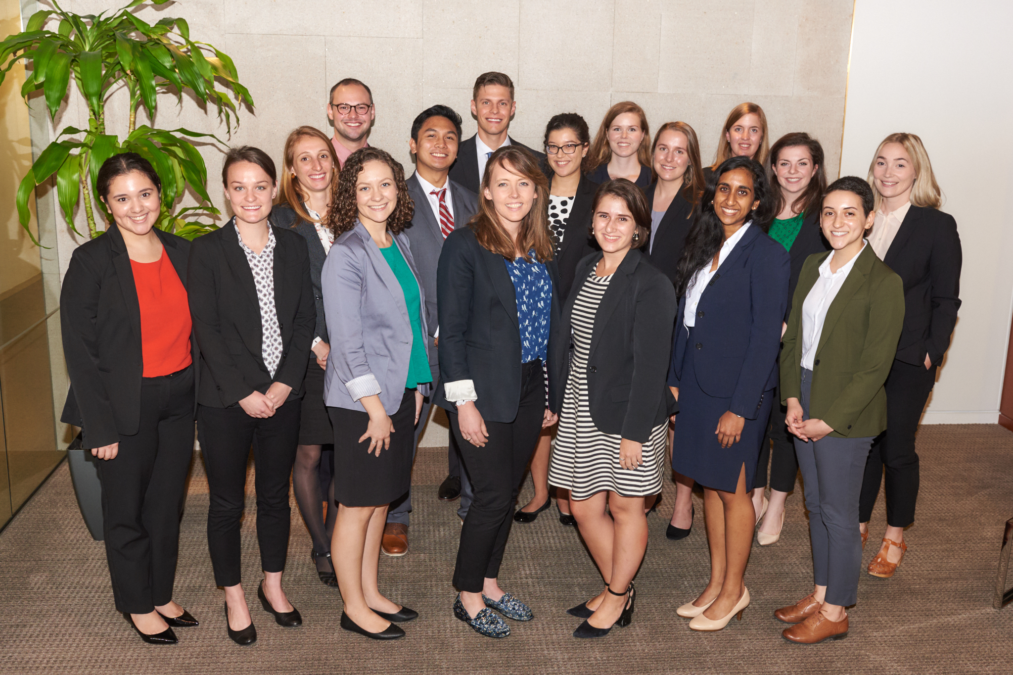 Group Photo - 2018 Winston Scholars