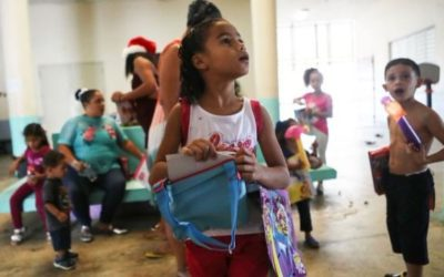 Puerto Rico's children need recovery funds